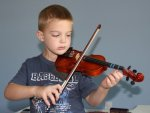 Start with a Book and Violin - to the Adult Life